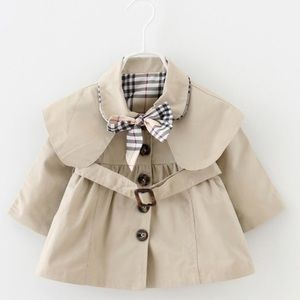 Other - Toddler Girl Fashion Coat